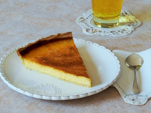 Recettes d 39 orange par my parisian kitchen tarte au citron rapide et facile cr pes suzette - Tarte au citron facile et rapide ...