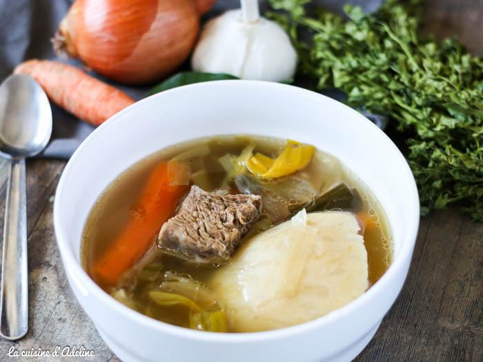 recettes de boeuf par la cuisine d adeline pot au feu traditionnel golabki hachis parmentier