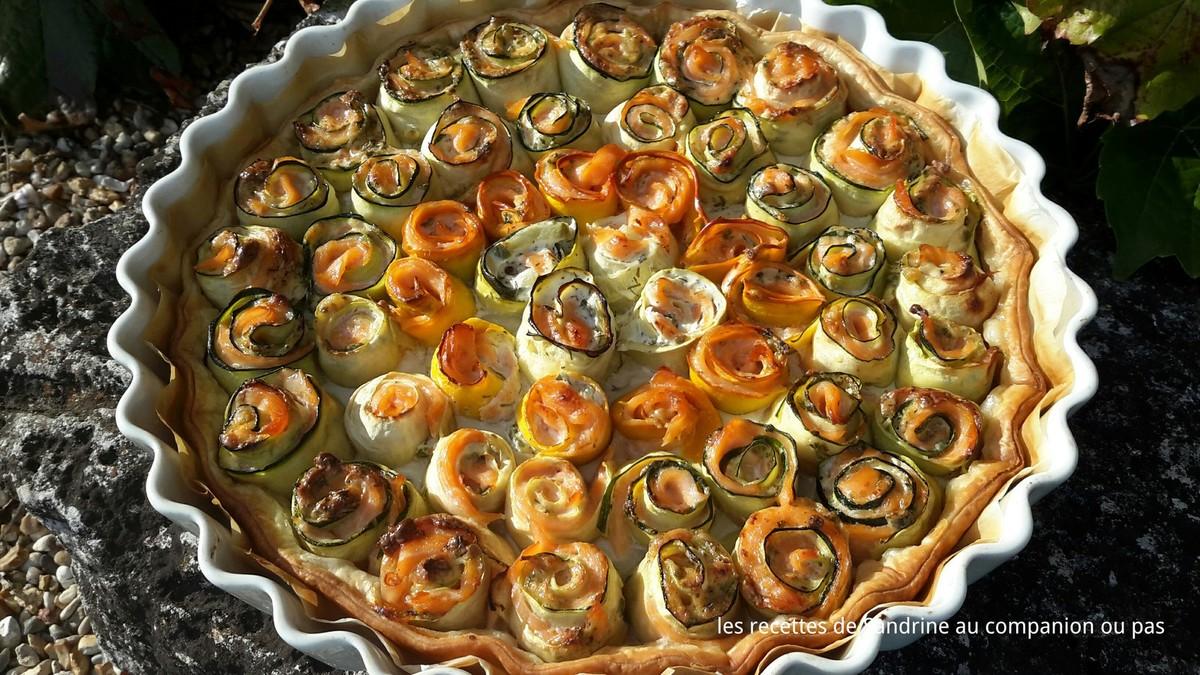Bevorzugt Recettes de tartes salées et de cuisine végétarienne WW08