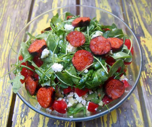 Recettes de tomates par cuisiner en paix salade de tous les soirs salades de tomates ananas - Cuisiner les tomates sechees ...