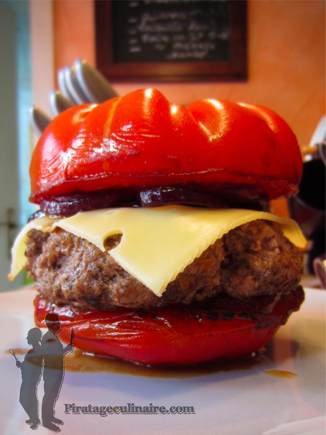 Recettes de steak hach et de sauce barbecue - Cuisiner le coeur de boeuf ...
