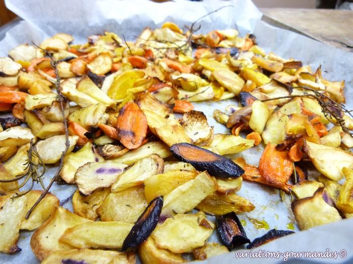 L gumes anciens r tis au four par variations gourmandes - Cuisiner le fenouil au four ...