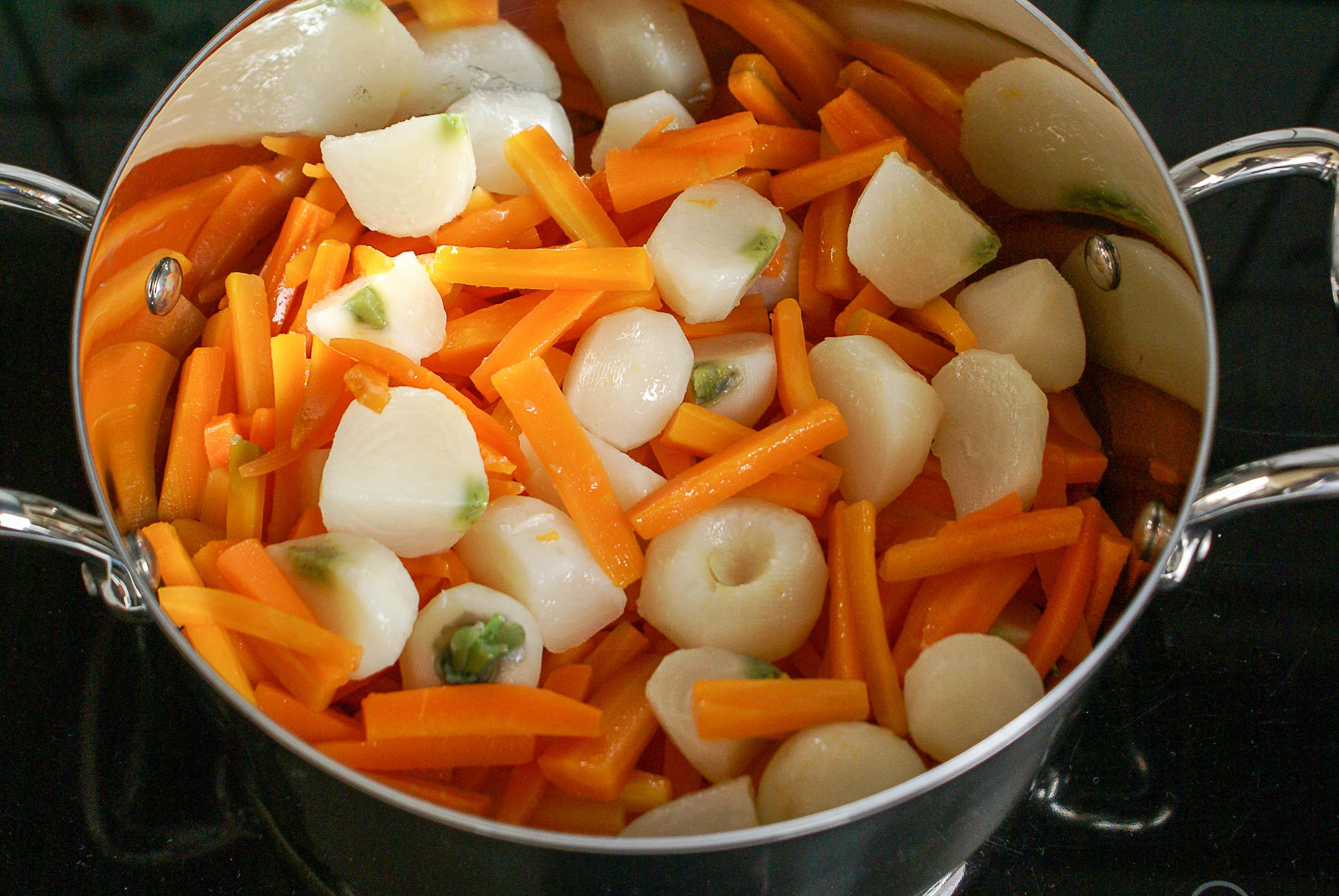 Favori Recettes d'accompagnement et de légumes QR12