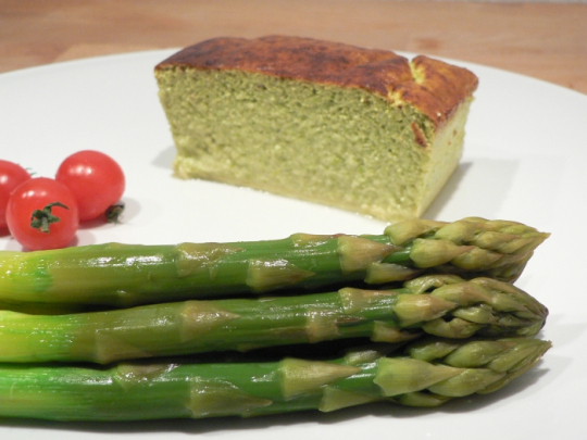 Recettes de flan par une papaye verte en salade flan d asperges vertes - Cuisiner les asperges vertes ...