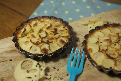 Recettes de primeurs par marine is cooking tartelette - Cuisiner les pommes de terre de noirmoutier ...
