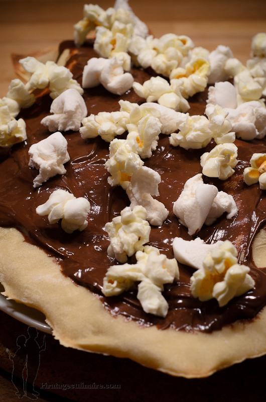 Mug Cake Au Marshmallow