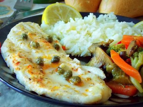 Filet de poisson au four aux l gumes saut es par mes inspirations culinaires - Cuisiner des aubergines au four ...