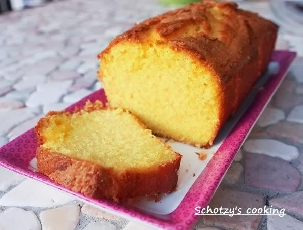 recettes de cake au citron par schotzy cake au citron. Black Bedroom Furniture Sets. Home Design Ideas