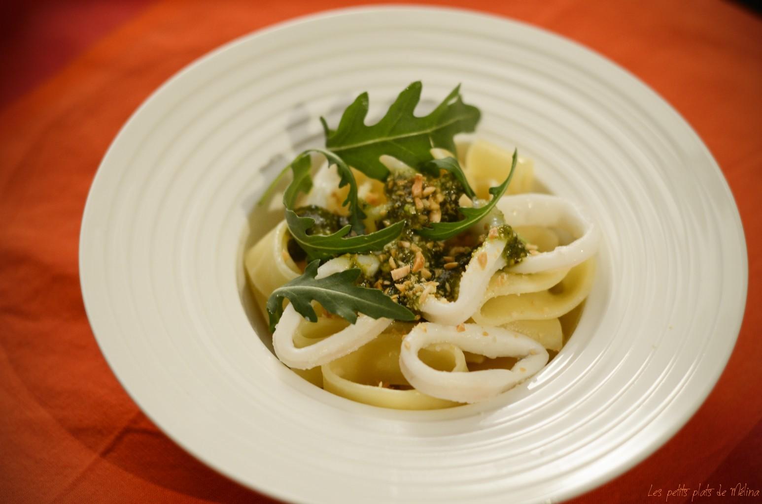 Recettes de cuisine italienne par les petits plats de - Cuisine italienne pates ...