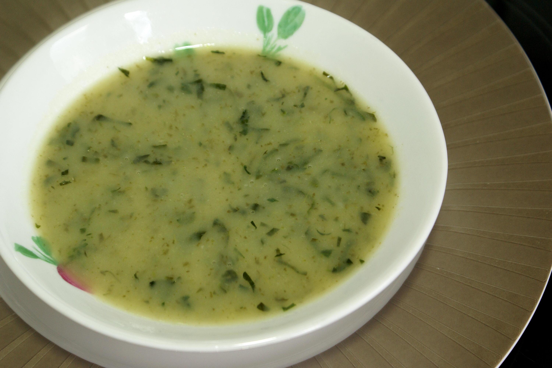 potage au cresson recette de soupe au cresson par chef simon. Black Bedroom Furniture Sets. Home Design Ideas