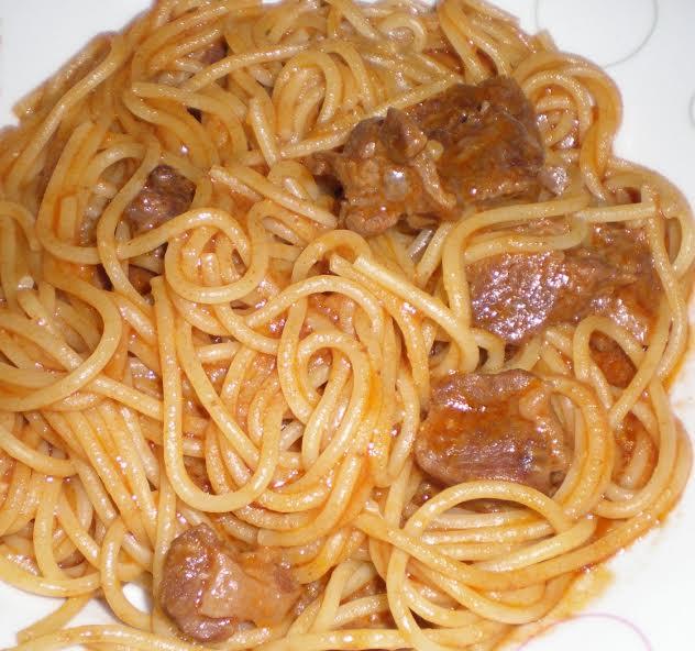 Recettes de spaghetti par cuisine portugaise spaghetti - Recette de cuisine portugaise avec photo ...