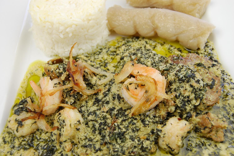 Recettes de morue par tchop afrik 39 a cuisine ndol viande - Cuisine africaine camerounaise ...