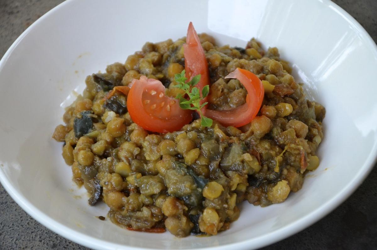 Recettes de plat grec et de vegan - Cuisiner les pois chiches ...