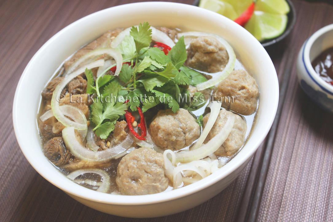 Boulettes de boeuf vietnamiennes par la kitchenette de - Cuisiner le foie de boeuf ...