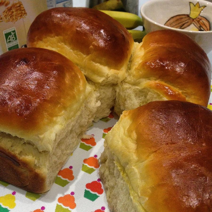 Brioche hokka do par papa en cuisine - Kouglof alsacien recette en video cuisine ...