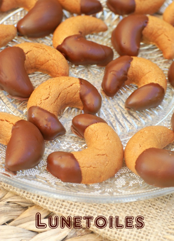 Recettes de g teau sec par amour de cuisine sabl s pralin en forme de croissant boulettes de - Amour de cuisine gateau sec ...