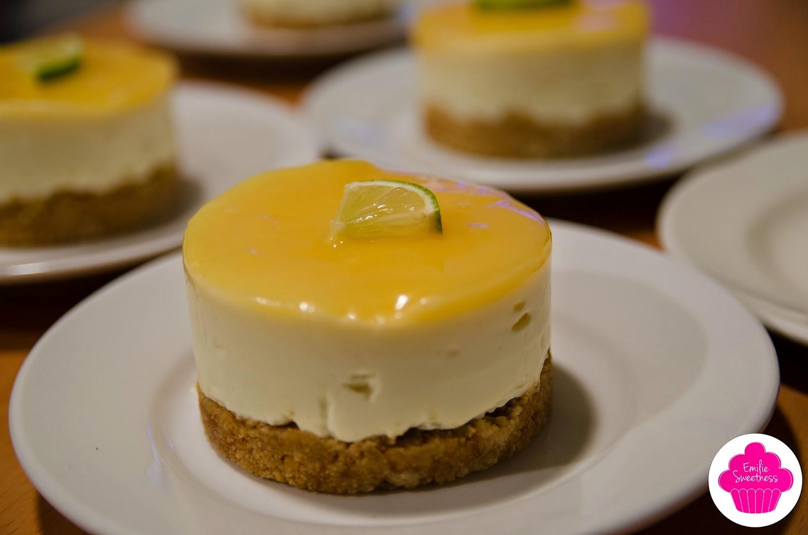 Cheese Cake Au Citron Chef Club