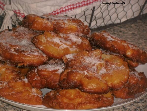 Beignets aux pommes tout simples mais trop bons par sarah - La ferme aux beignets ...