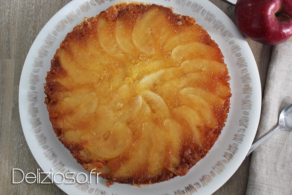 Le quatre quart aux pommes de grand m re par delizioso - Recette merveilles de grand mere ...