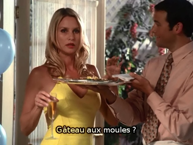 Les crab cakes ~ Desperate Housewives