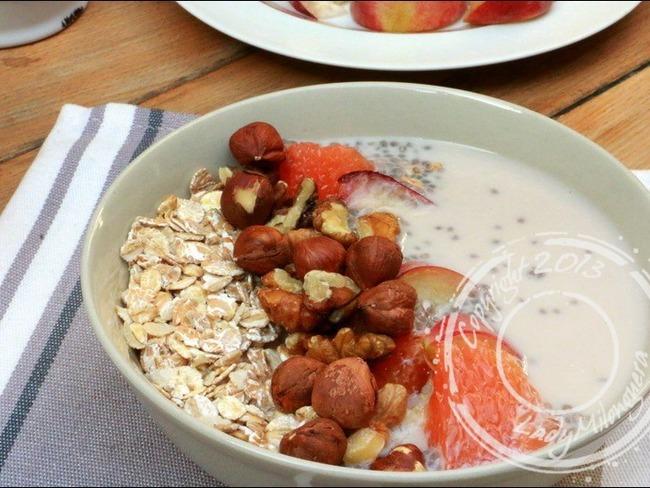 Id es de recettes base de flocons de soja - Comment cuisiner les germes de soja frais ...
