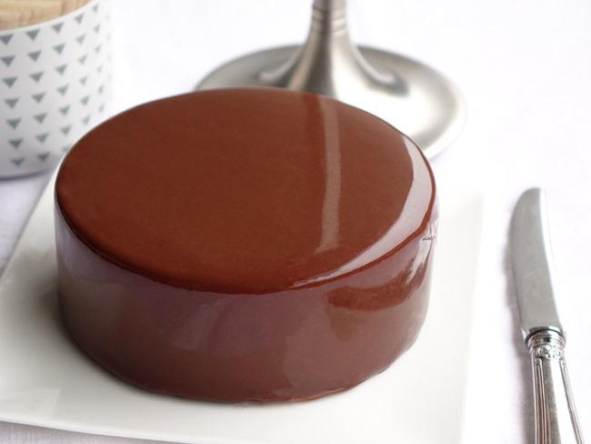 glacage-chocolat - Photo