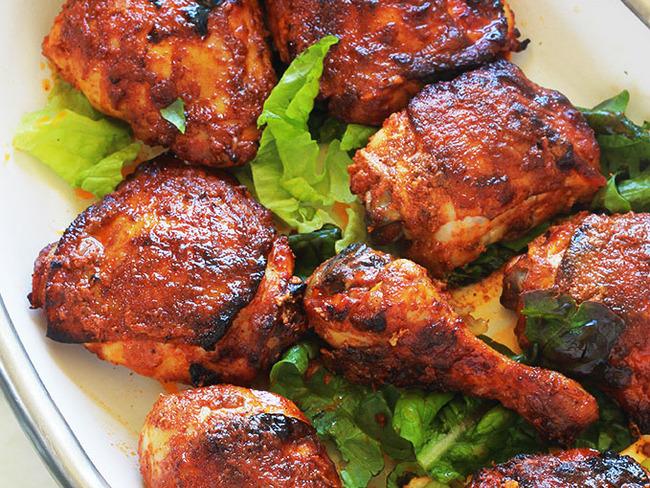 poulet tandoori une recette indienne facile recette par cuisine culinaire. Black Bedroom Furniture Sets. Home Design Ideas