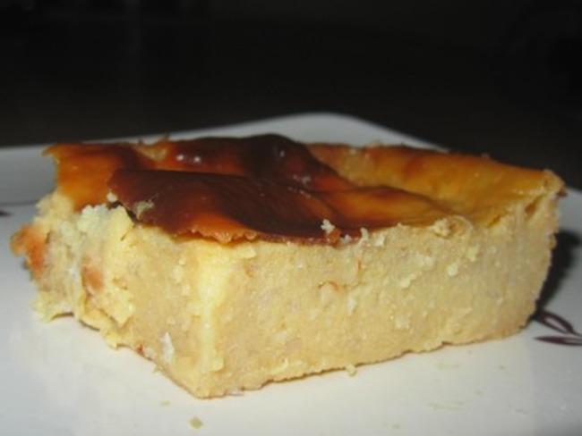 Le Millas Le Gâteau Du Sud Ouest à La Farine De Maïs Recette Par