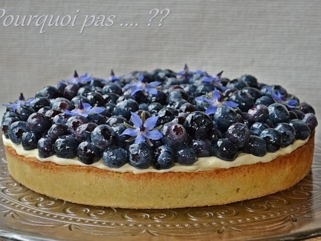 Tarte myrtilles cr me vanille pierre herm pistache et for Chambre 13 vanille et citron