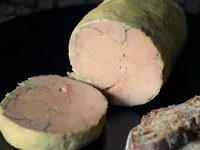 Foie gras frais entier