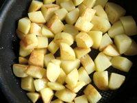 Pommes sautées à cru