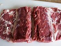 Selle d 39 agneau farcie aux herbes partie 2 d sosser la selle d 39 agneau - Comment cuisiner la selle d agneau ...