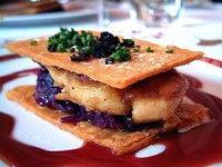 Foie gras frais poêlé