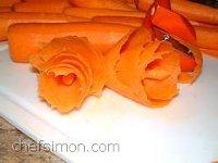 Fleurs de carottes