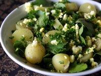 Salades cressonnière