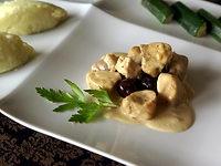 Noisettes de lapin aux olives