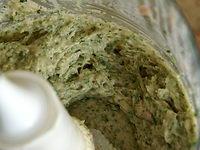 Farce mousseline de veau aux herbes