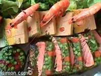 Terrine de poisson 3 couleurs