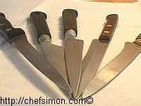 Les couteaux d'office