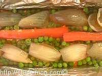 Terrine de légumes en gelée