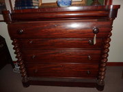 Beautiful Victorian Ogee Chest