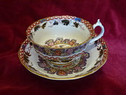 19th century cup and saucer