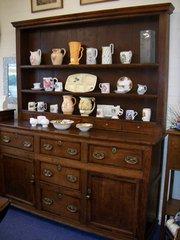 19th century welsh oak dresser