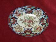 19th century c1850 stoneware dish