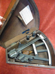 early 19th c sextant, cousens and sons