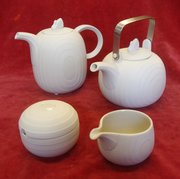 hornsea concept four piece tea set (1978-1984)