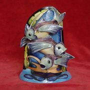 moorcroft shearwater - moon fish - emma bossons