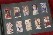 original collectors cigarette card album c1926