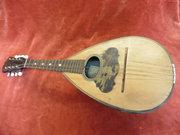 rosewood inlaid mandolin c1898