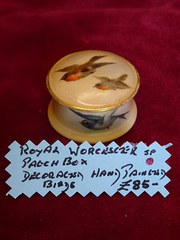 royal worcester patch box